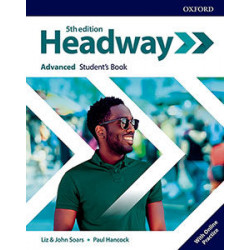HEADWAY ADVANCED STUDENT S BOOK WITH STUDENT S RESOURCE CENTRE (5TH EDITION)