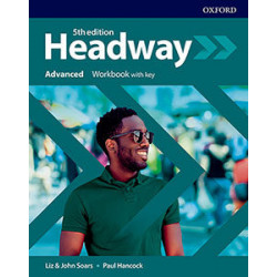 HEADWAY ADVANCED WORKBOOK WITH KEY (5TH EDITION)